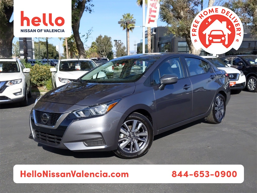 Pre-Owned 2020 Nissan Versa 1.6 SV