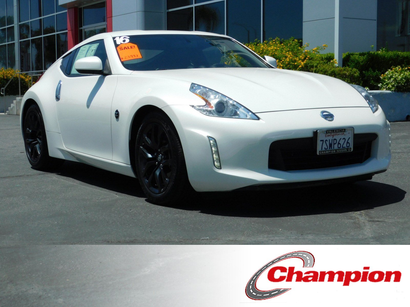 Pre-Owned 2016 Nissan 370Z