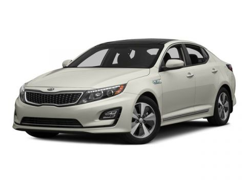 Pre-Owned 2015 Kia Optima Hybrid LX